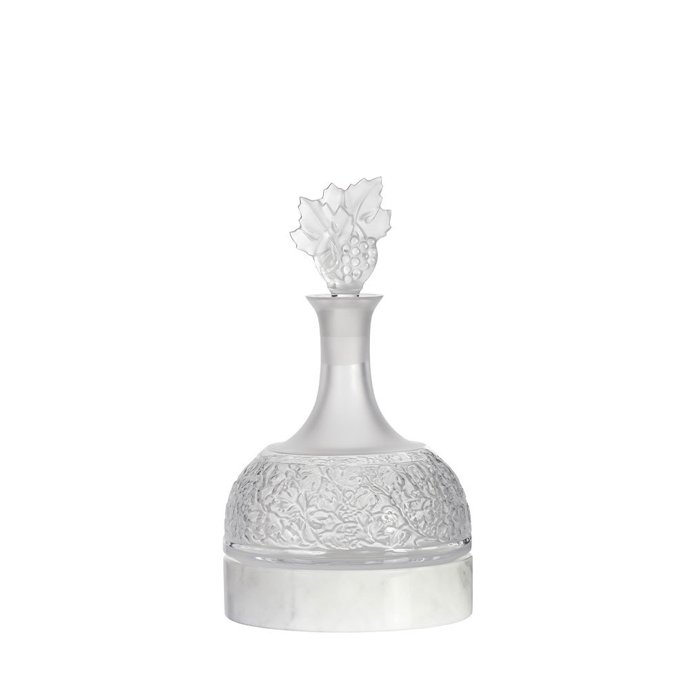 Wine refresher base for the Versailles decanter