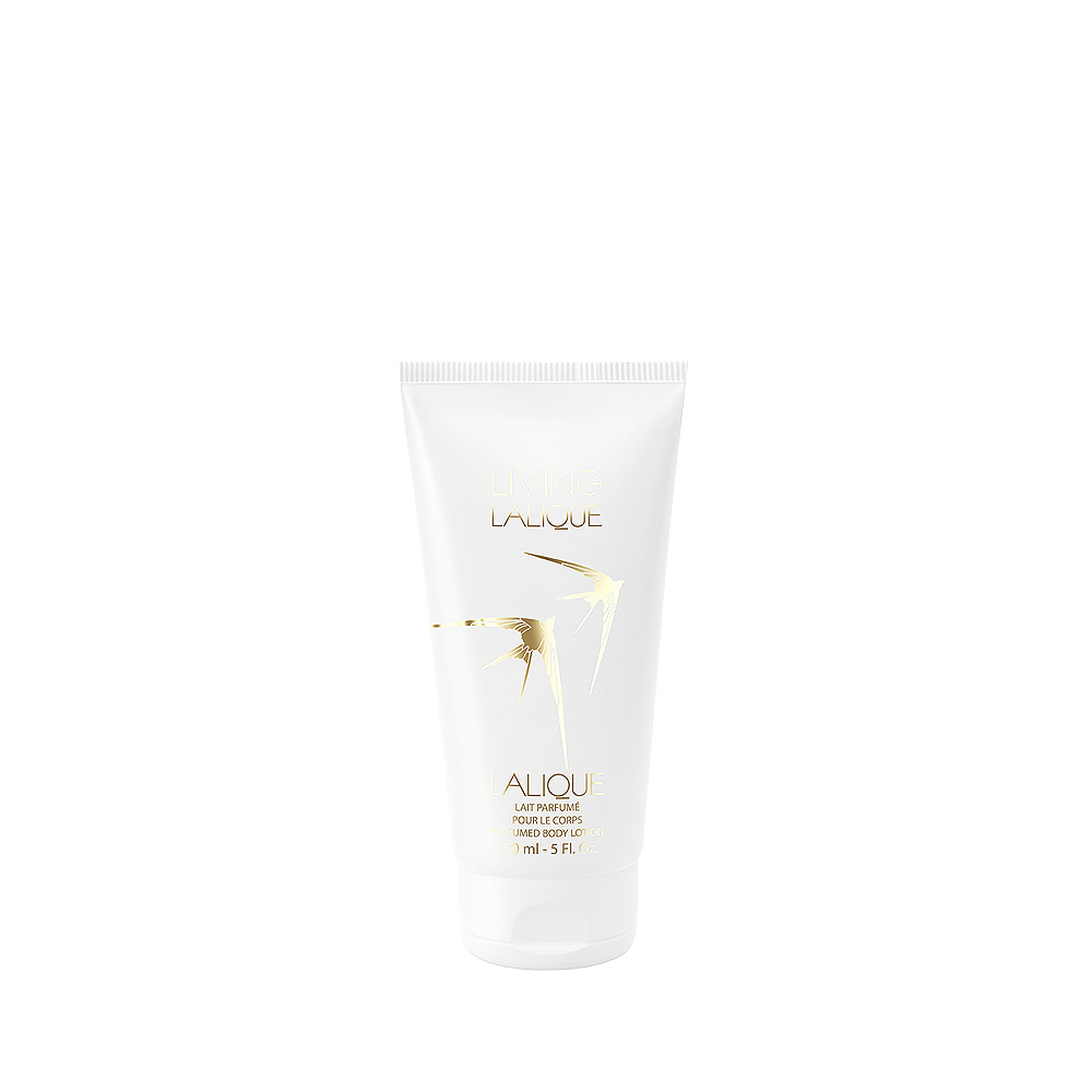 LIVING LALIQUE Perfumed Body Lotion | 150 ml (5 Fl. Oz.) | Lalique Parfums