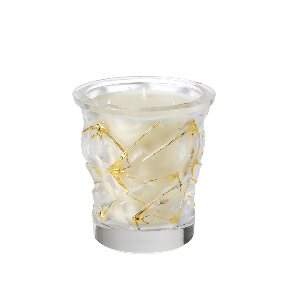 "Oceans ""Gold Edition"", Crystal Scented Candle"