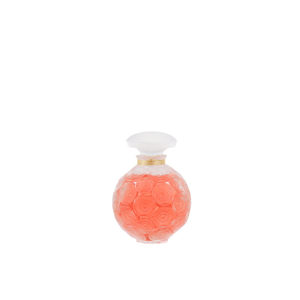 LALIQUE DE LALIQUE Crystal Flacon | Limited, Numbered and Signed Edition 2016, 150 ml (5 Fl. Oz.) | Lalique Parfums
