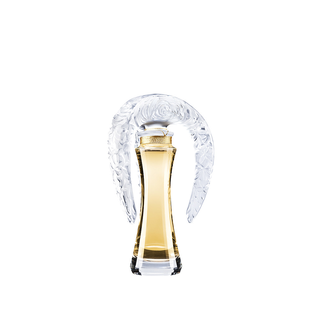 LALIQUE DE LALIQUE Crystal Flacon   Limited, Numbered and Signed Edition 2012, 30 ml (1 Fl. Oz.)   Lalique Parfums